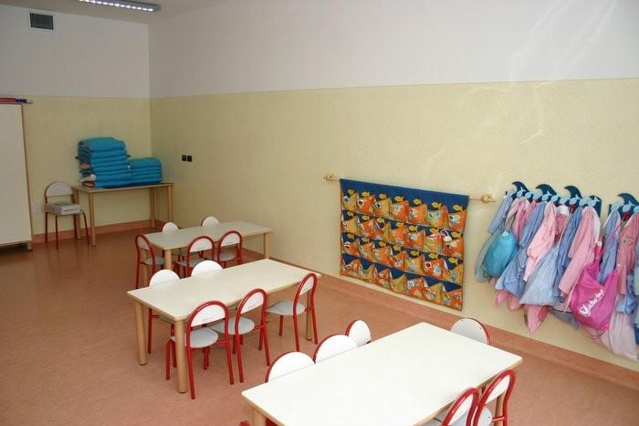 aula Sezione Primavera